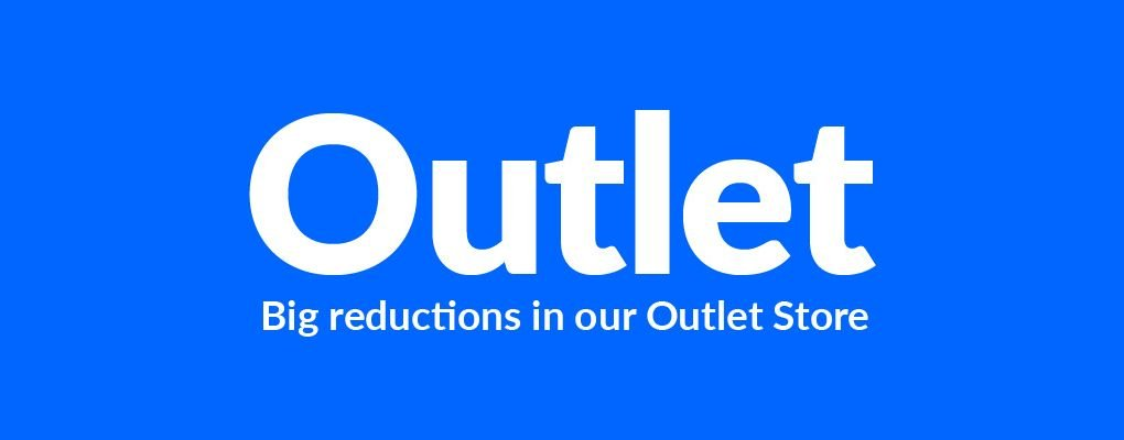 Outlet Store. Get up to 90% off!